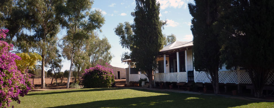 Station Stay Accommodation Western Australia